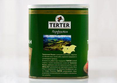 milen galabov packaging design terter cheese side