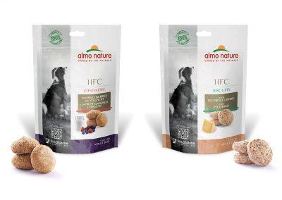 milen galabov almo nature hfc packaging design dog treats