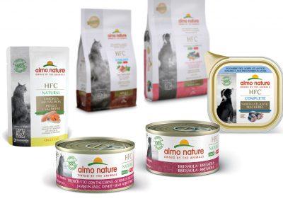 milen galabov almo nature hfc packaging design pet food