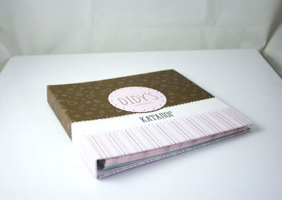 didy's catalog print design