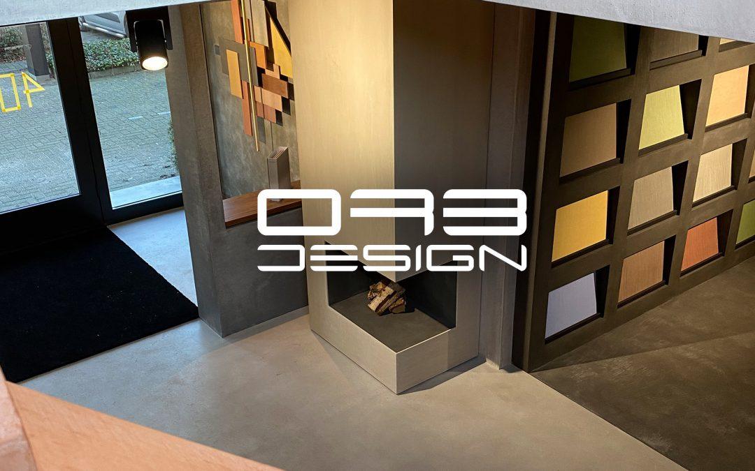 Orb Design Website