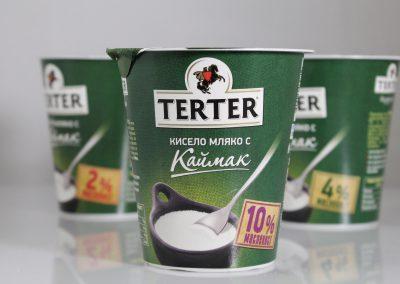 Terter Yogurt