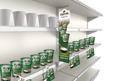 milen galabov packaging design terter yogurt posm
