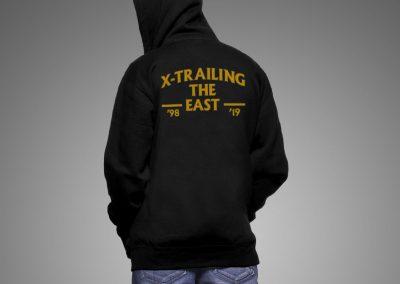 milen galabov apparel design brothers in blood hoodie back