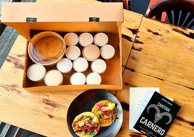 milen galabov cantina del carnero delivery social media