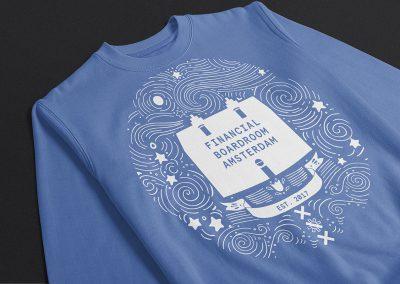 milen galabov apparel design financial boardroom amsterdam sweater