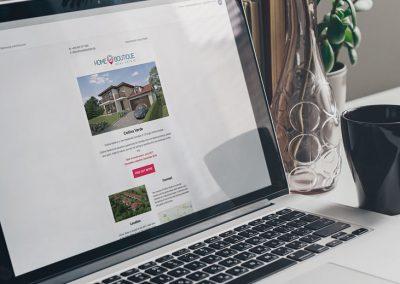 milen galabov web design